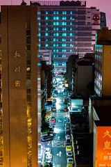 More Colors (Dooquie) Tags: taipei taipeicity taiwan tw taipeitaiwan taipeicycle taipeiinternationalcycleshow traveling travel daandistrict daan nightphotography night longexposure city