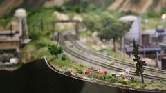 MVI_6636 (joyannmadd) Tags: galvestonrailroadmuseum texas trains railroad tracks traindpot museum historic cars engines memorobilia old sculptures silver diningcar menu plates wheels