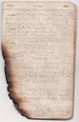 10-16 May 1915 (wheresshelly) Tags: ww1 wwi world war 1 australia gallipoli egypt military australian 4th field ambulance anzac morton wilfred