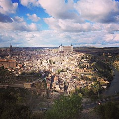 Toledo, Spain (ChihPing) Tags: square squareformat mayfair iphoneography instagramapp uploaded:by=instagram foursquare:venue=4b9cdfa4f964a520078036e3