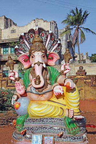 Ganesh (Kanadukathan, Inde)