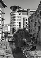 manchester (craiggy13x) Tags: lighting new old uk light england art speed photoshop canon lens manchest
