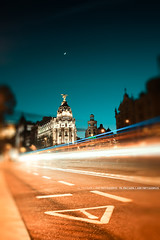 Metropolis Madrid [FlickR Explore] (A-lain W-allior A-rtworks) Tags: