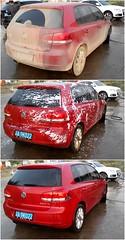 () Lavar el coche en Dasheng, Chongqing, China (Taxi_Driver MMA) Tags: car golf volkswagen coche  tsi   flickrandroidapp:filter=none