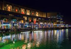 United Arab Emirates - Dubai - Dubai Fountain - HDR - 21st April 2014-97_8_9-Edit (Redstone Hill) Tags: fish aquarium shark dubai uae unitedarabemirates hdr topaz 500px dubaimall topazadjust topazdenoise dubaiaquarium indochinaencompassed neilbirchall