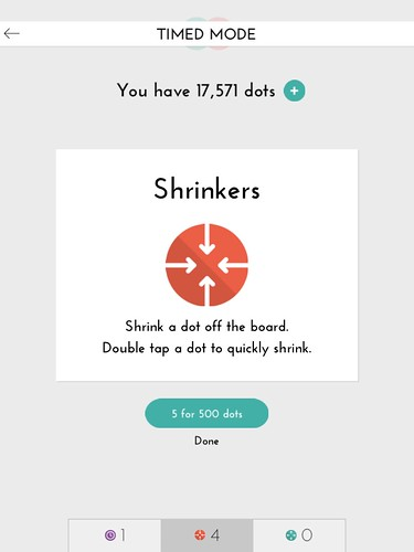 Dots: A Game About Connecting Items Store: screenshots, UI