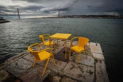 Yellow Chairs 3 (Paulo N. Silva) Tags: