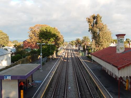 Alberton Station - Half Sunny