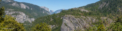 El Capitan and Half Dome: First sighting (Images by John 'K') Tags: california panorama nationalpark nikon yosemite yosemitenationalpark nationalparkservice stitched 28300mm highway120 johnk d610 johnkrzesinski randomok nikond610
