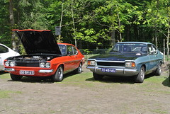 Ford Capri MKI (kentekenman) Tags: ford capri 2014 onk fordcapri cwodlp 7048mu 00bh65