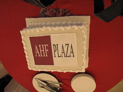 AHF Plaza Clinic Opening - Nairobi, Kenya