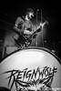 Reignwolf @ The Shelter, Detroit, MI - 05-14-14
