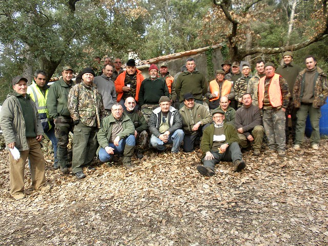 chasse cabasse battue renard 2010