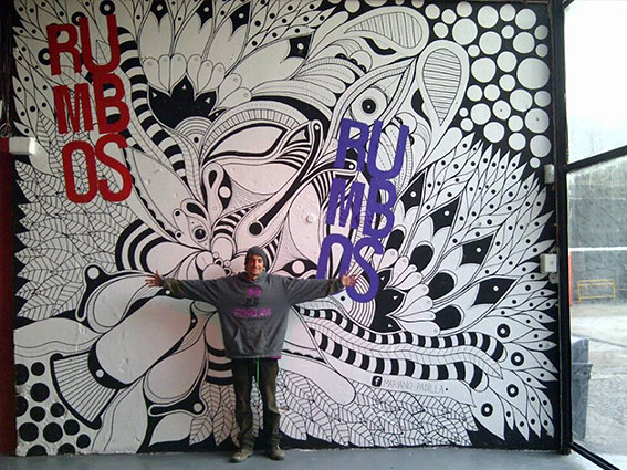 the world s most recently posted photos of mural and posca flickr
