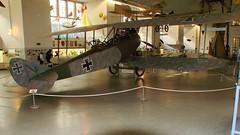Rumpler C.IV in München (J.Comstedt) Tags: deutsches museum münchen munich deutschland germany aircraft aviation museumsinsel verkehr luftfahrt air johnny comstedt