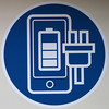 charging point (Leo Reynolds) Tags: xleol30x squaredcircle signinformation sqset103 sign canon eos 70d xx2014xx