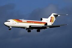EC-CBG (GH@BHD) Tags: aircraft aviation boeing airliner iberia dublinairport 727 trijet dublininternationalairport eccbg