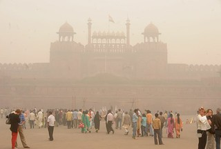 WHO报告称印度城市全球空气污染最重