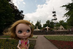 Connie in the Park