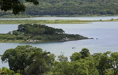 Aude de Tapacur (pmenge) Tags: verde agua barco mata aude 24105 5diii tapacura