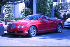 Bentley_DSC_0687 copy 3 (wbaiv) Tags: afternoon convertable coupe red beige leather interior bentley roadster droptop open opentop car automobile vehicle street wheels wheeled tires steering transport engine motor land transportation drbl dhcp the mining