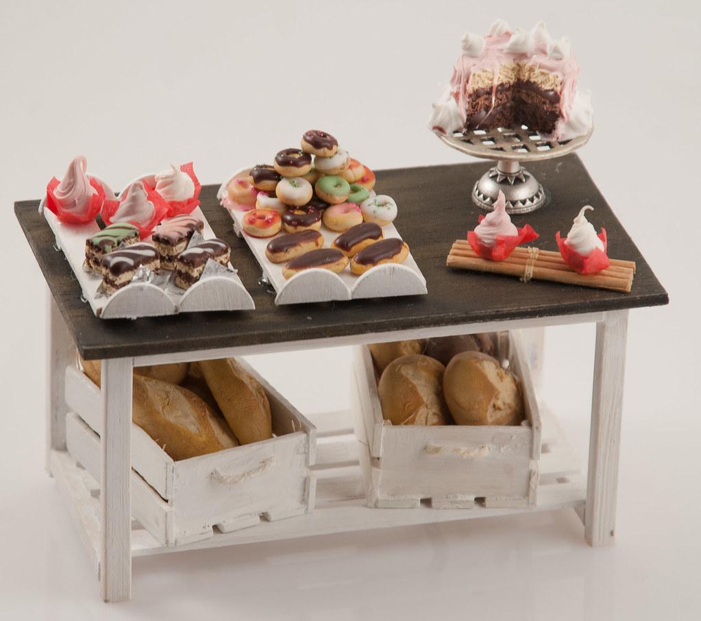 Mimiaturas Panadería-26