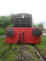 4210132 May at Corfe Castle (DerekTP) Tags: diesel may railway gala swanage fowler 2014 4210132