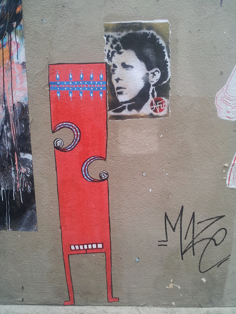 The World S Best Photos Of Portrait And Wheatpaste