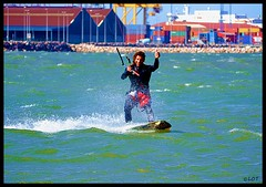 Arbeyal 15-Mayo 2014 (13) (LOT_) Tags: kite beach wind lot asturias viento spot kiteboarding kitesurfing gijon jumps arbeyal element3 switchkites asturkiters nitro3