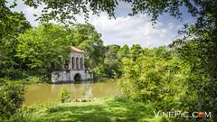 Birkenhead park ((RayH) vinepic.com) Tags: park uk blue england sky green water landscape nikon birkenhead wirral d7000