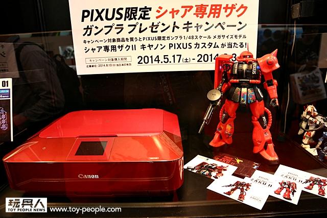 歡迎來到模型世界的首都!靜岡Hobby Show 2014 BANDAI 展場速報! Part:2