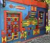 Casa Bepi (tmvissers) Tags: venice italy modern colorful venezia burano houseart casabepi