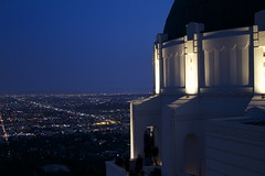 IMG_9290 (garetthernandez) Tags: california vacation skyline night los angeles observatory griffith