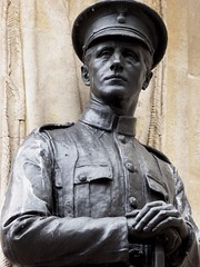 War Memorial to Non-commissioned Officers and Soldiers of London, Alfred Drury (jacquemart) Tags: london bronze wwi warmemorial thebank alfreddrury warmemorialtononcommissionedofficersandsoldiersoflondon