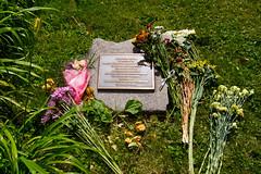 June 21 (UrbanphotoZ) Tags: nyc newyorkcity flowers ny newyork mississippi memorial manhattan cheney upperwestside kkk murdered 50thanniversary goodman freedomplace schwerner civilrightsworkers