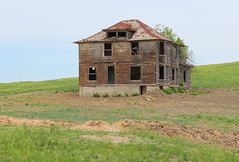 Built to last (view2share) Tags: ranch travel house abandoned architecture southdakota spring farm capa may roadtrip sd abandon prairie plains abandonment springtime 2014 memorialdayweekend may2014 may252014