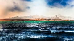 Ali (JiaHua Cai) Tags: blue cloud lake tibet   clolor