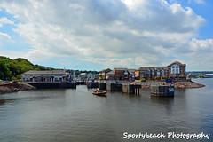 Penarth Haven (jonnywalker) Tags: southwales wales bay coast cardiff cardiffbay barrage cardiffbarrage