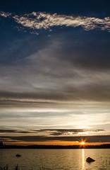 Color changes (miikajom) Tags: sunset sea summer sun suomi finland landscape meri maisema kesä auringonlasku aurinko