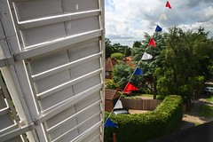 Holgate Windmill - decorated for the Tour de France (9)