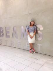 BEAMS STREET UMEDA (BEAMS STYLE's Photostream) Tags: womens 関西 梅田 ビームスストリート梅田