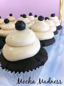 Mocha Madness Cupcake