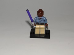 Mace Windu from Christo (3d_predator) Tags: star republic wars custom clone droid