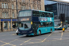 Arriva North East 7611 NK59DMV (Andy4014) Tags: bus newcastle north east arriva