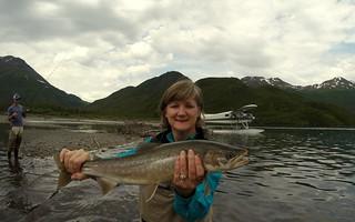 Alaska Luxury Fly-Out Fishing Lodge 31