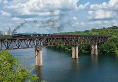 Southern 630 Burnside KY 01 June 2014 (Train Chaser) Tags: steam southern steamengine sou630