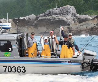 Alaska Salmon Fishing Lodge - Luxury 42
