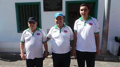 Previa Regional Petanca 2ª Masculina 2014