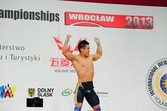 DSC_6580 (tattoedmillionaire58) Tags: bench squat clean weightlifting weight weights jerk deadlift snatch getinvolved glasgow2014 sarahandpaulphotography