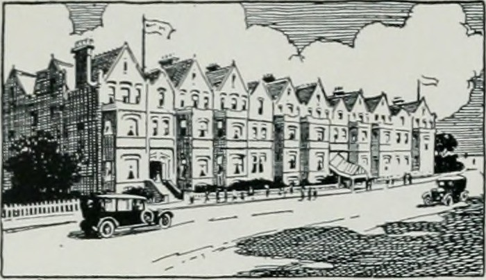 "Image from page 207 of ""The British Isles : a guide for overseas visitors, taking in the American pilgrim shrines, the principal show-places and other famed for their history, beauty, or literary associations"" (1900)"